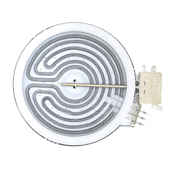 Rezistenta electrica ceramica pentru plita vitroceramica E.G.O. 1200w Ø140/165mm
