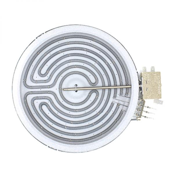 Rezistenta electrica ceramica pentru plita vitroceramica E.G.O. 1700w Ø180/200mm