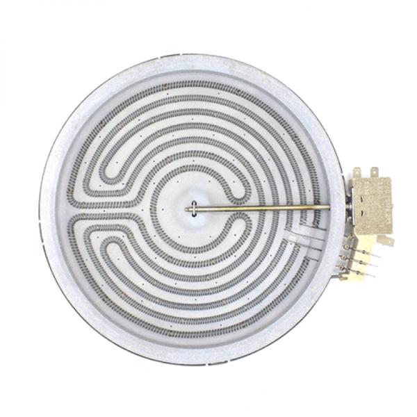 Rezistenta electrica ceramica pentru plita vitroceramica E.G.O. 2100w Ø210/230mm