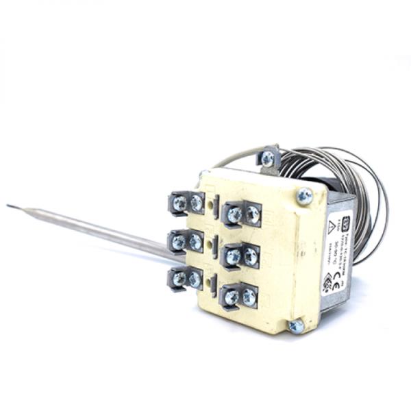 """Termoregulator cu sonda """"inox"""" MMG 120°C Lc 3P"""