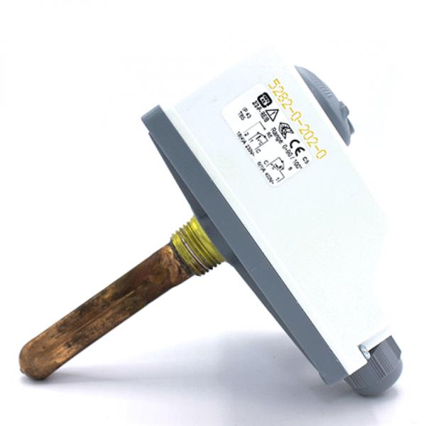 "Termoregulator 1/2 combinat cu termosiguranta ""cupru"" MMG 90/100°C"