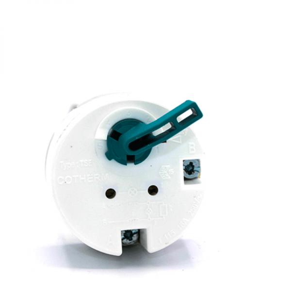 Termoregulator bimetlic cu siguranta si reglaj 220mm Choterm