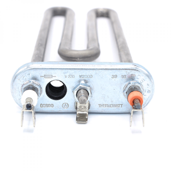 Rezistenta electrica Masina de spalat rufe 2000w/203mm cu gaura sub trermostat Thermowatt