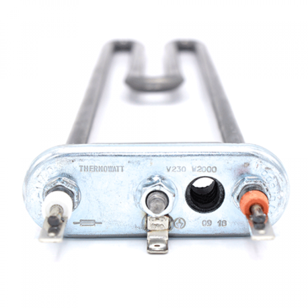 Rezistenta electrica Masina de spalat rufe 2000w/304mm cu gaura sub trermostat Thermowatt