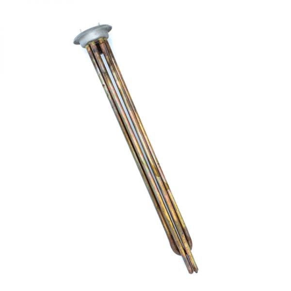 Rezistenta electrica Cupru 1500w (flansa Ø 62) pentru boiler cu loc pentru anod