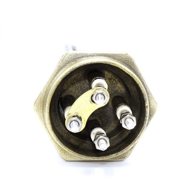 Rezistenta Bloc Inox 4500w 220v (filet 1,5') pentru fier de calat si generatoare de aburi