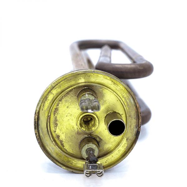 Rezistenta electrica 2000w (flansa L) pentru boiler cu loc pentru anod