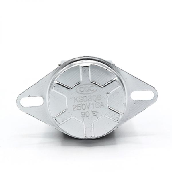 Termostat bimetalic 16A de tip siguranta 90°C KSD 306