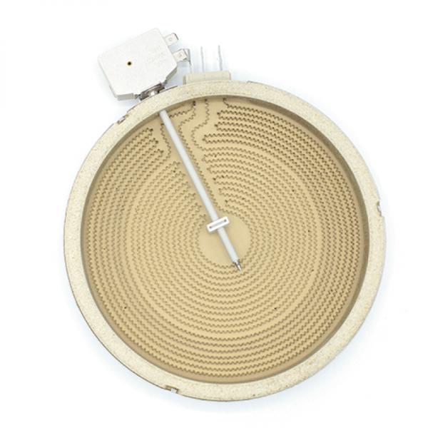 Rezistenta electrica ceramica pentru plita vitroceramica Kawai 1700w Ø200mm