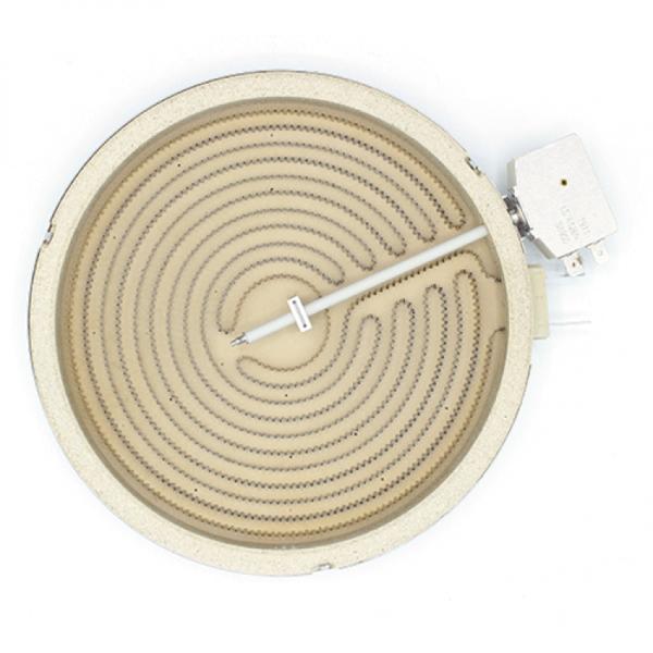 Rezistenta electrica ceramica pentru plita vitroceramica Kawai 1800w Ø200mm